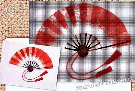 Создание схем для вышивки по любой фотографии