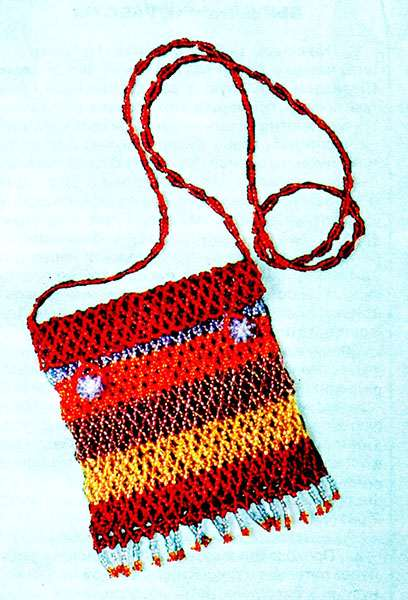 Материалы для сумочки