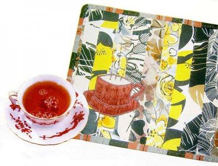 Чайная салфетка