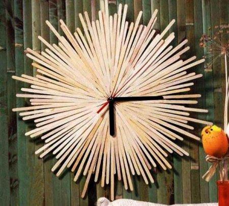 Поделки из палочек для суши своими руками фото