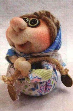 Кукла благополучница-хозяюшка 2